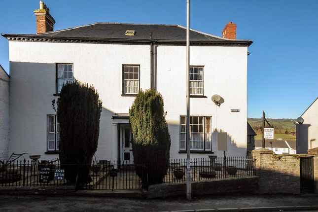 Thumbnail Detached house for sale in Hay On Wye, Hereford