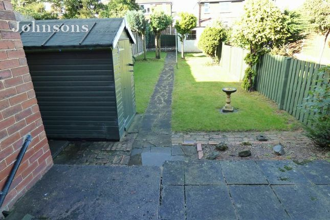 Gardens of Grove Hill Road, Wheatley Hills, Doncaster. DN2
