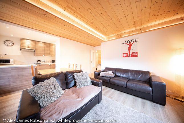 Thumbnail Apartment for sale in Route De La Plagne, Morzine, Haute-Savoie, Rhône-Alpes, France