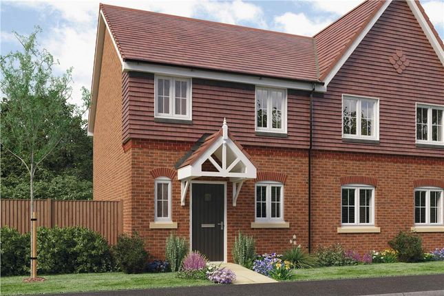 "Thumbnail Semi-detached house for sale in ""Beeley"" at Oteley Road, Shrewsbury"