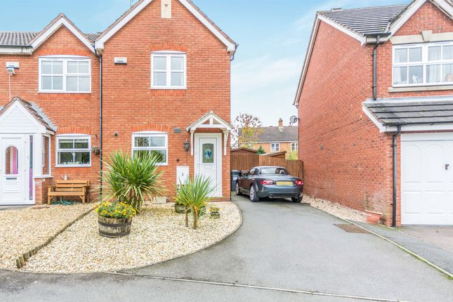 Thumbnail Semi-detached house for sale in Shirland Road, Birmingham