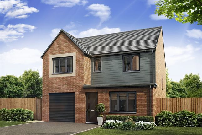 "Thumbnail Detached house for sale in ""The Longthorpe "" at Heyford Avenue, Buckshaw Village, Chorley"