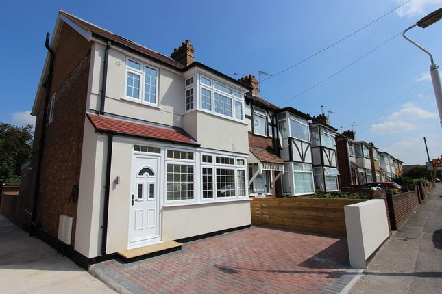 Thumbnail Semi-detached house to rent in Bellclose Road, West Drayton