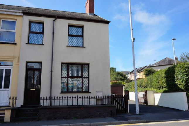 Thumbnail Semi-detached house for sale in Penparcau, Aberystwyth