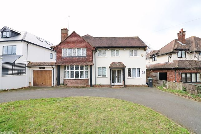 Thumbnail Detached House For Sale In New Forest Lane Chigwell