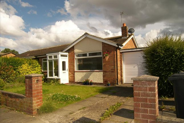 Thumbnail Bungalow to rent in St. Aidans Crescent, Morpeth