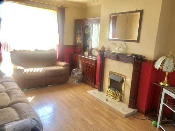 Living Room of Oakfield Road, Hawarden, Deeside, Flintshire CH5