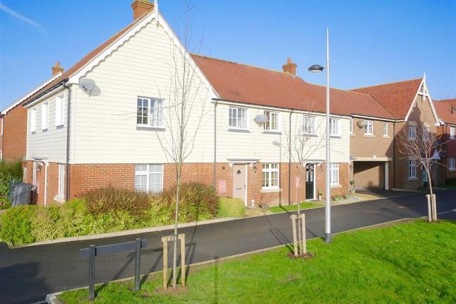 3 bed terraced house for sale in Hastings Crescent, Hailsham
