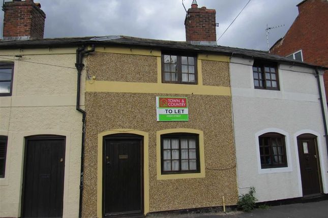 Thumbnail Terraced house to rent in Oak Street, Oswestry