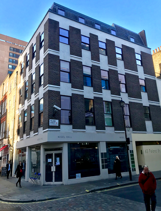 Thumbnail Office To Let In Poland Street London