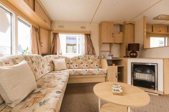 Thumbnail Mobile/park home for sale in Winchelsea Sands Holiday Park, Winchelsea