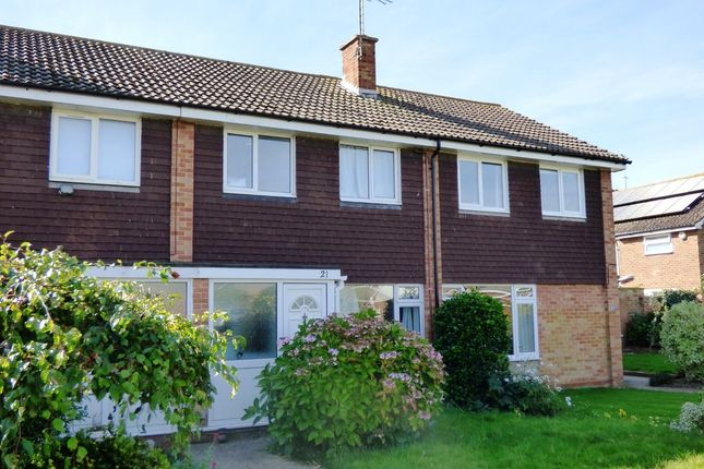3 bed terraced house to rent in Parham Close, Rustington, Littlehampton