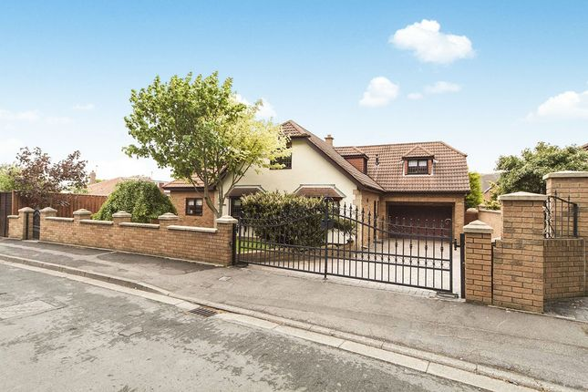 Thumbnail Detached house for sale in The Mount, Normanby, Middlesbrough, Cleveland