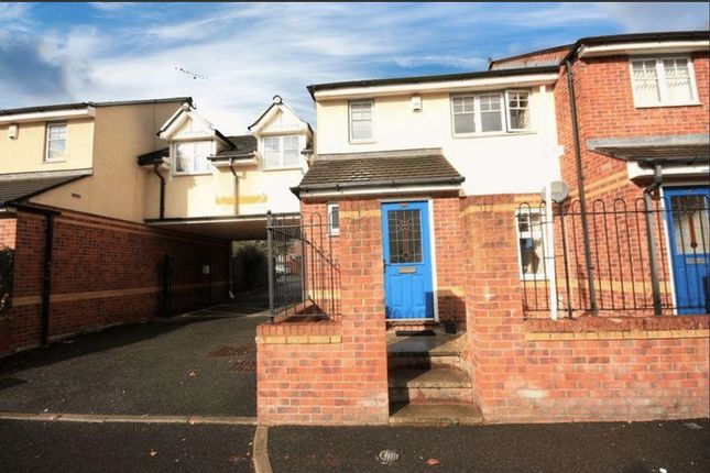 Thumbnail Terraced house for sale in 24 Croasdale Avenue, Manchester