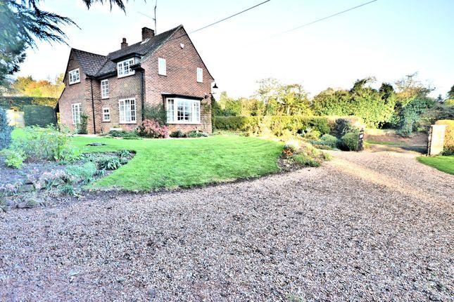 Thumbnail Detached house for sale in Sugar Lane, Dersingham, King's Lynn