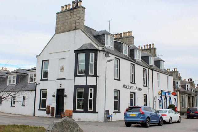 Thumbnail Hotel/guest house for sale in Macbeth Arms Hotel, 1 Station Square, Lumphanan, Banchory