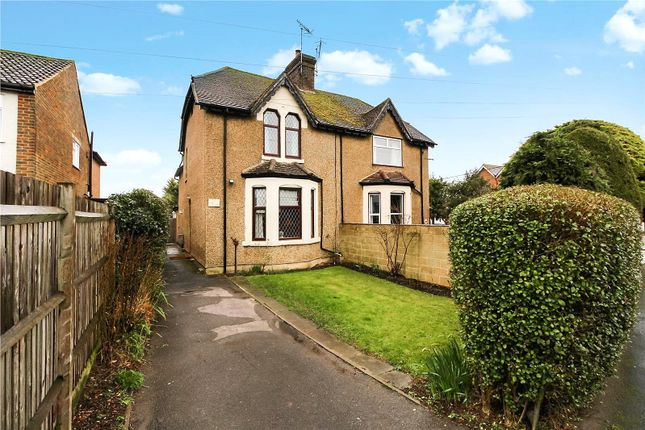 Thumbnail Semi-detached house for sale in Eastbourne Road, Blindley Heath, Lingfield