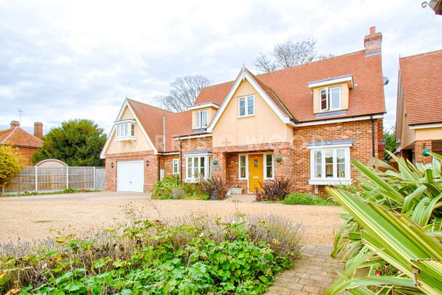 Thumbnail Detached house for sale in Colchester Road, St Osyth, Clacton-On-Sea