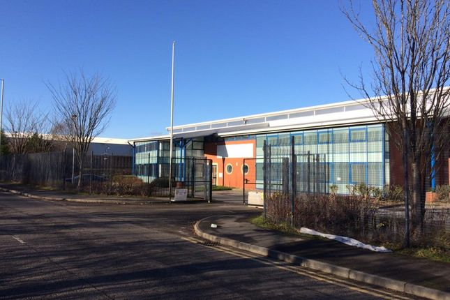 Thumbnail Industrial for sale in Hirwaun Industrial Estate, Hirwaun, Aberdare