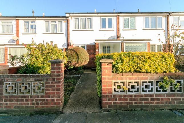 Thumbnail Terraced house for sale in Alliance Road, London