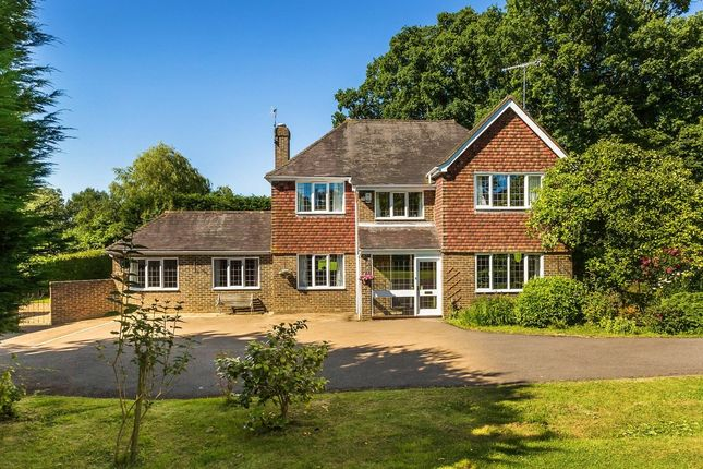 Thumbnail Detached house for sale in Millers Lane, Outwood, Redhill