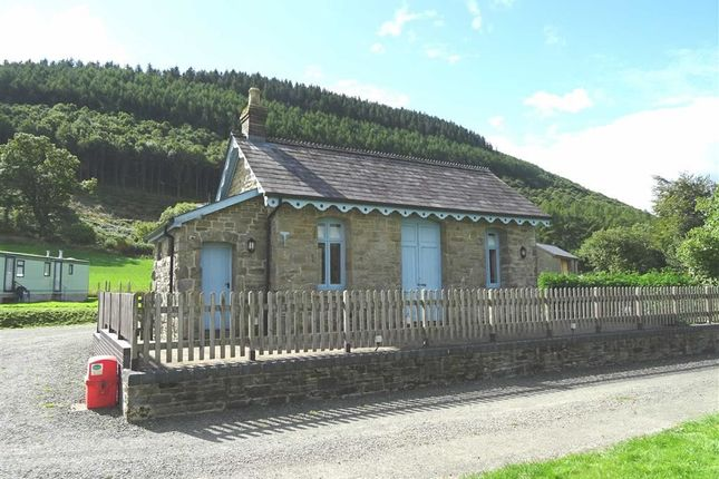 Thumbnail Detached house to rent in Old Railway Station House, Old Station Caravan Park, New Radnor, Presteigne, Powys