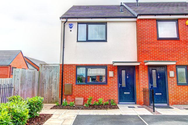 2 bed semi-detached house for sale in Grebe Drive, Walsall WS3
