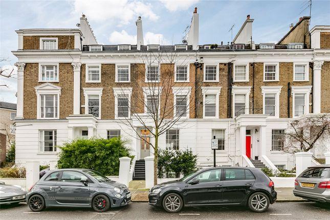 Exterior of Chepstow Villas, London W11