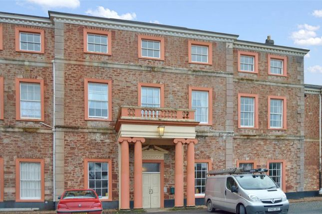 Thumbnail Flat for sale in Haccombe House, Haccombe, Newton Abbot, Devon