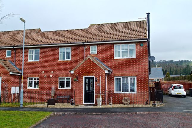 Thumbnail End terrace house for sale in Innerhaugh Mews, Haydon Bridge, Hexham