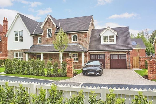 Thumbnail Detached house for sale in Landgell House, Off Burton's Lane, Little Chalfont, Buckinghamshire