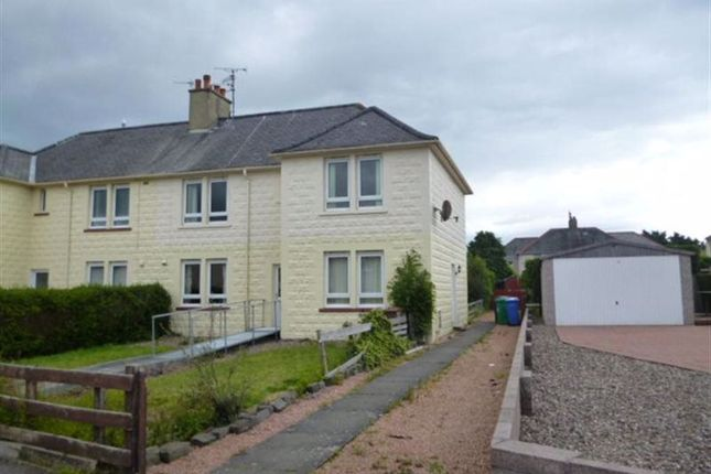 Thumbnail Flat to rent in Woodburn Terrace, St. Andrews