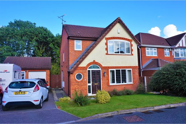 Detached house for sale in Hornbeam Avenue, Buckley