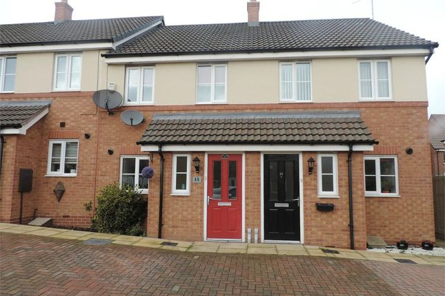 Thumbnail Terraced house to rent in Fusiliers Close, Stoke Village, Coventry