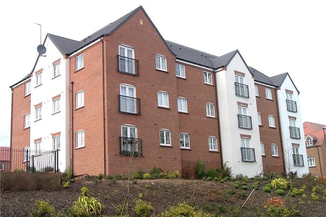 Thumbnail Flat for sale in Denby House, Denby Bank, Marehay