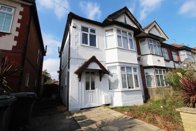 Thumbnail End terrace house for sale in Craig Park Road, London