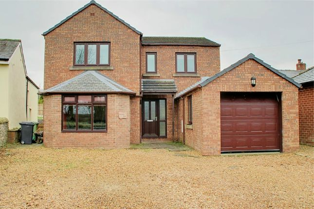 Thumbnail Detached house for sale in Bramble Beck, Thurstonfield, Carlisle, Cumbria