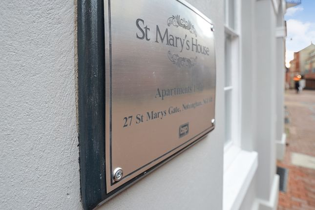 External of St. Marys Gate, Nottingham NG1