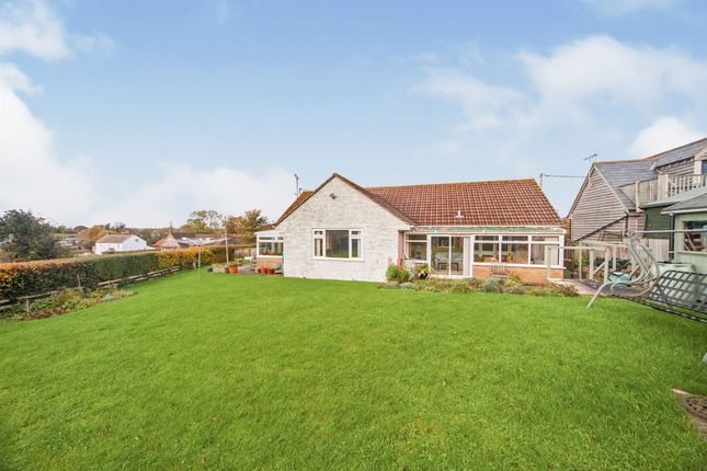 Thumbnail Detached bungalow for sale in Totnell, Leigh, Sherborne