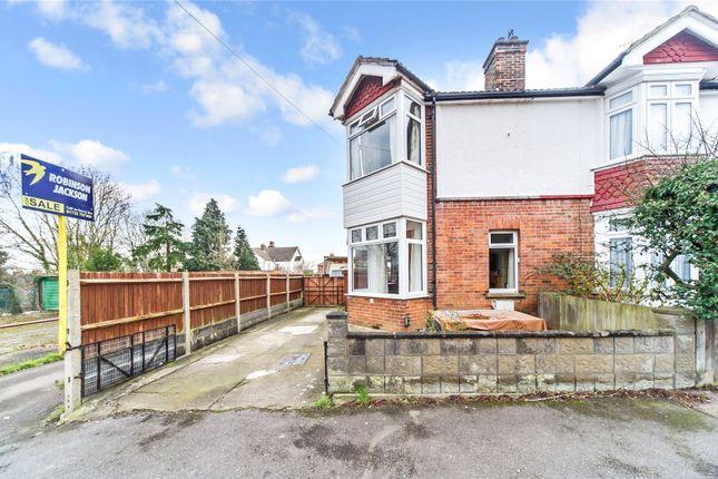 Thumbnail Semi-detached house for sale in Mabledon Road, Tonbridge, Kent