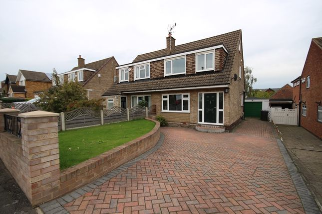 Thumbnail Semi-detached house to rent in Coniston Way, Woodlesford, Leeds