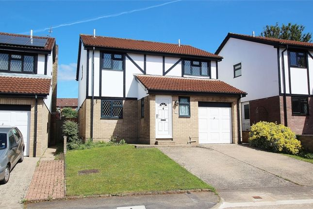Thumbnail Detached house for sale in Norwood, Thornhill, Cardiff