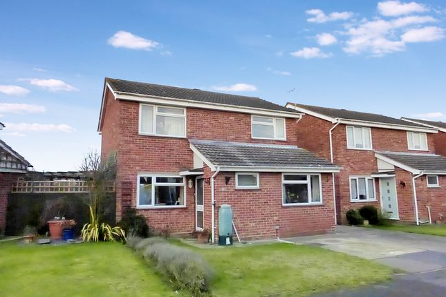 Thumbnail Detached house for sale in Dinants Crescent, Marks Tey, Colchester