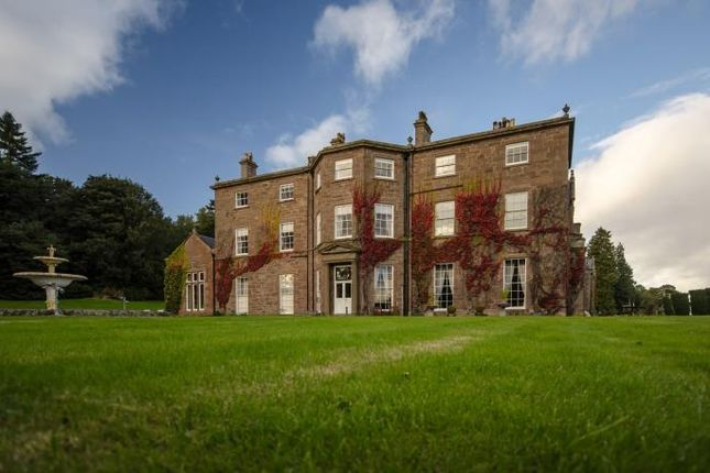 Thumbnail Country house to rent in Arthurstone House, Meigle, Blairgowrie