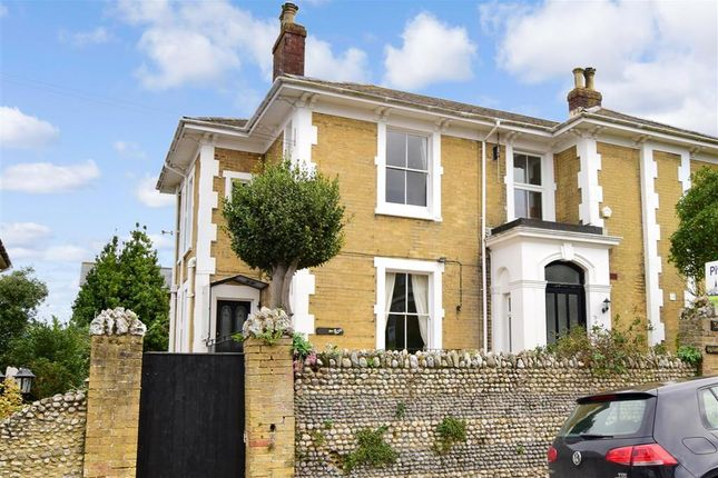 Thumbnail Semi-detached house for sale in Hill Street, Sandown, Isle Of Wight