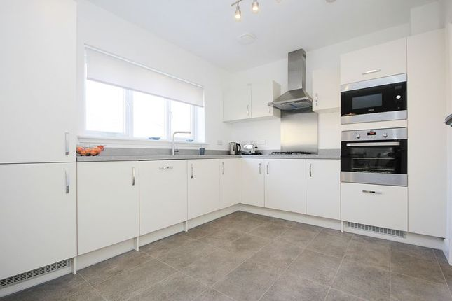Kitchen of Schirehall Avenue, Danderhall EH22