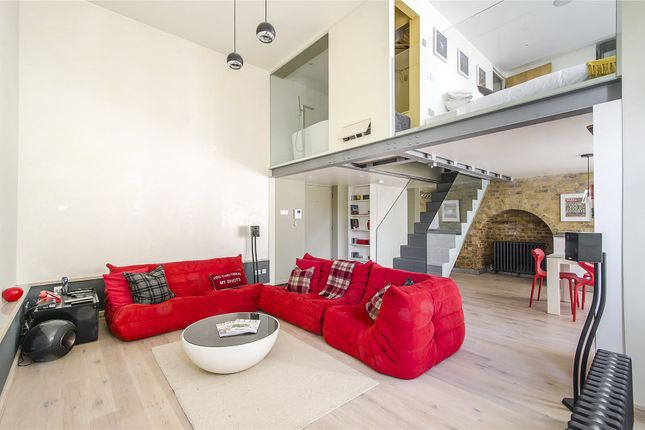 Thumbnail Flat for sale in Old Chesterton Building, 110 Battersea Park Road, London