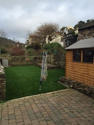 Rear Garden of The Square, Pentewan, St Austell PL26
