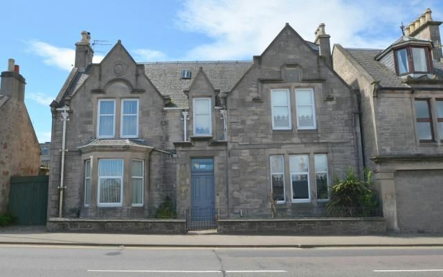 Semi-detached house for sale in Forvie St Ninian Road, Nairn