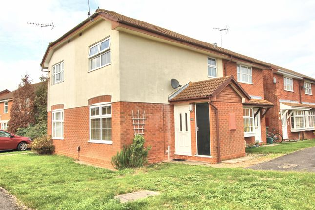 Thumbnail Semi-detached house for sale in Edward Close, Aylesbury